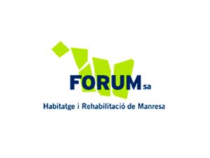 FORUM SA - Foment de la Rehabilitació Urbana de Manresa