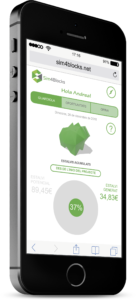 Sim4Blocks mobile app - energy forecast and optimizer